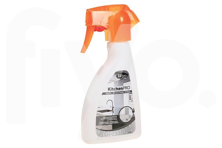 Reiniger (Ecologisch RVS reiniger) ECO802 480181700927