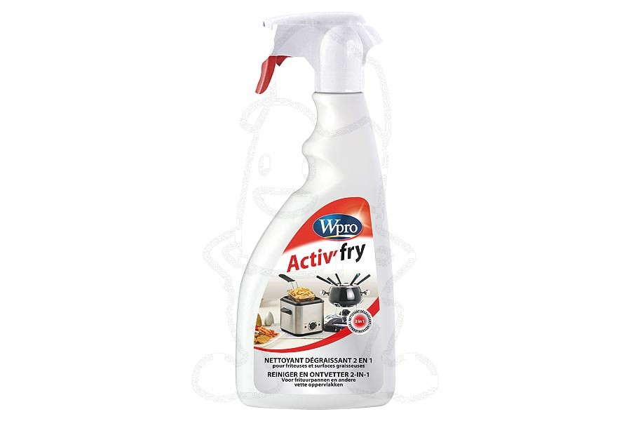 Frituurreiniger - Spray (500 Ml) Friteuse 484000000782, Oir001