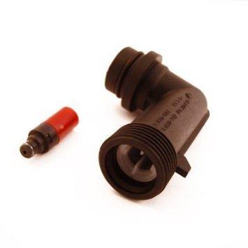 K�rcher koppeling (haaks met ventiel) hogedrukreiniger 9.001-187.0, 90011870