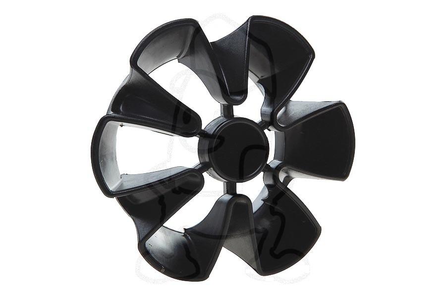 Braun opzetstuk (uitblaasstuk power flower) fohn 67002544