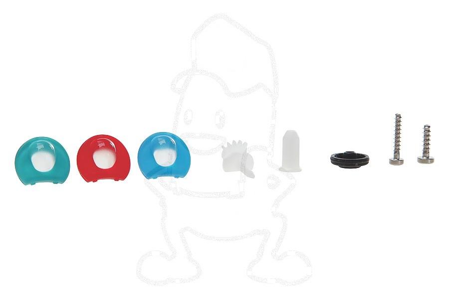 Bevestigingsset (set kleine onderdelen) 67030894