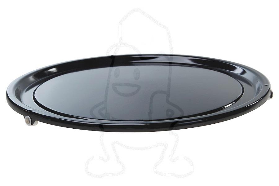 Image of Glasplaat (draaiplateau emaille met wiel) magnetron 28007