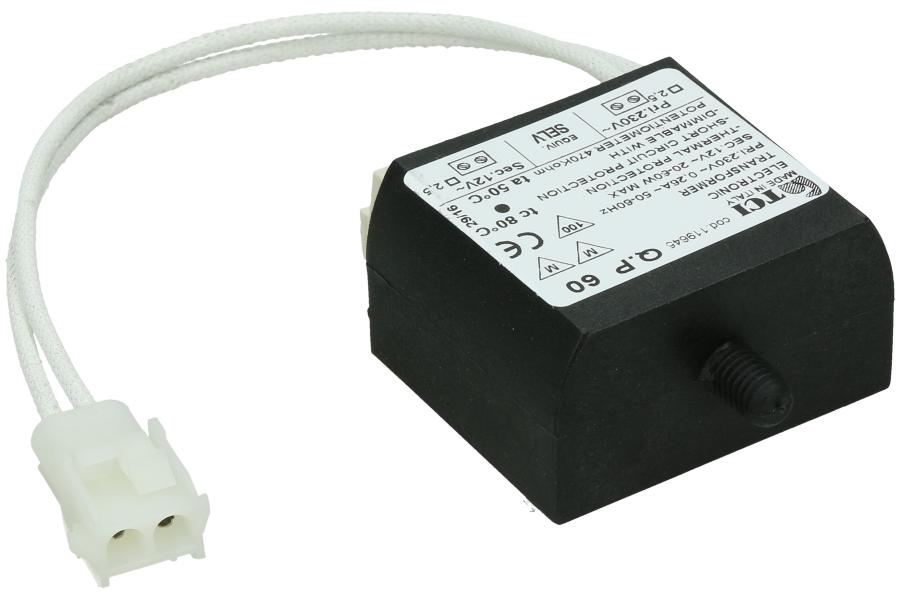 Trafo Van verlichting max. 60W afzuigkap 88016604