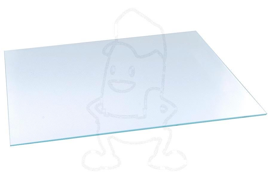 Deksel (Glas 590x550mm -wit-) 92143379
