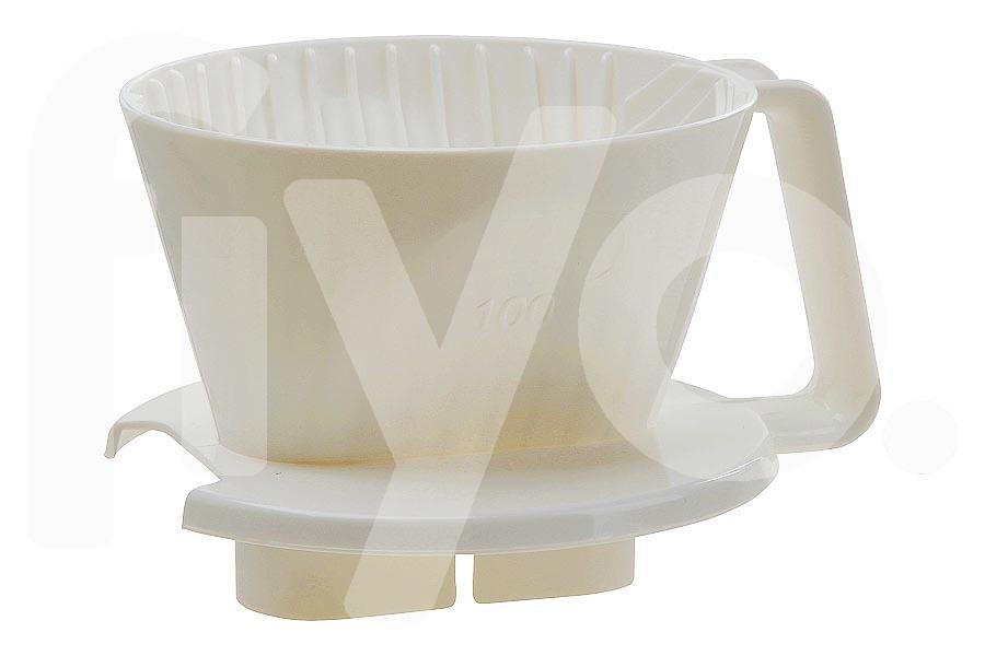 Melitta filterhouder (nr, 100) koffiezetapapraat 5911882