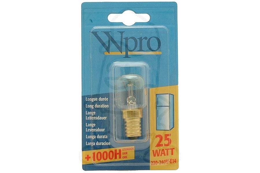 Lamp (Koelkastlamp 25W E14) koelkast LRF006 481281728319