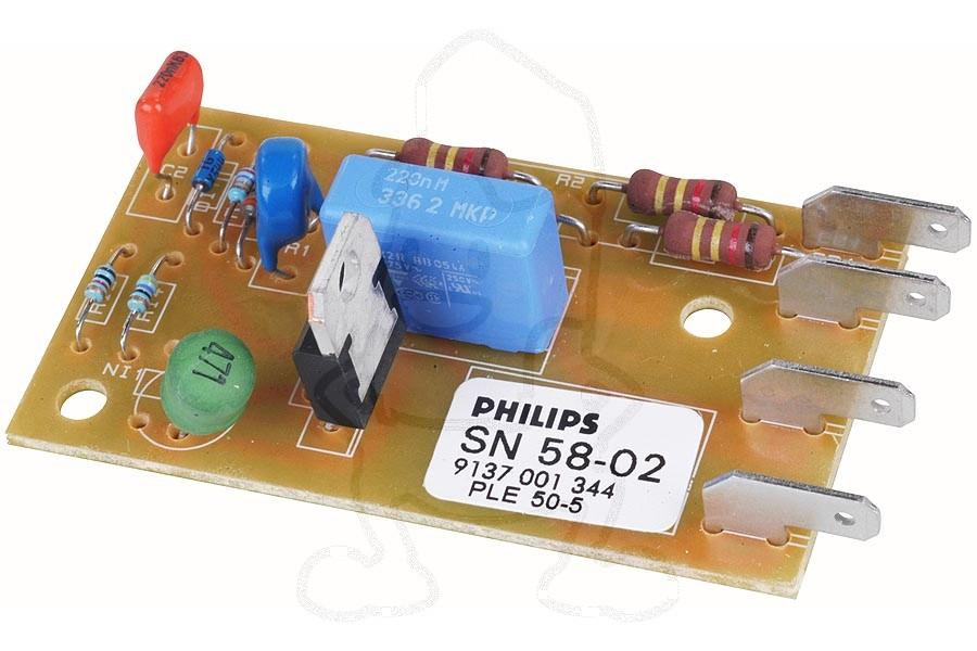 Philips starter (sn 58-02) zonnebank 482221980605