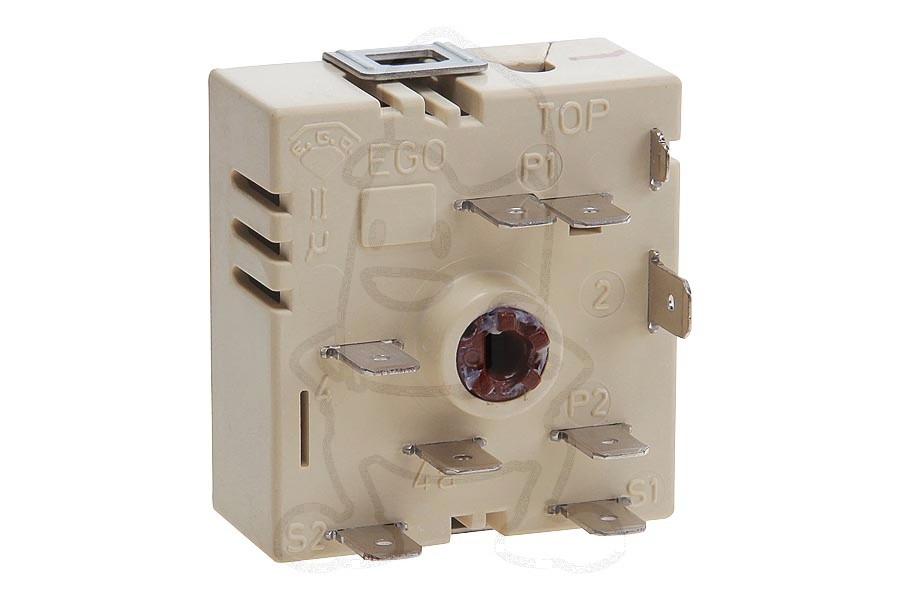 Image of Energieregelaar (Schakelaar, 8 contacten) 72004500