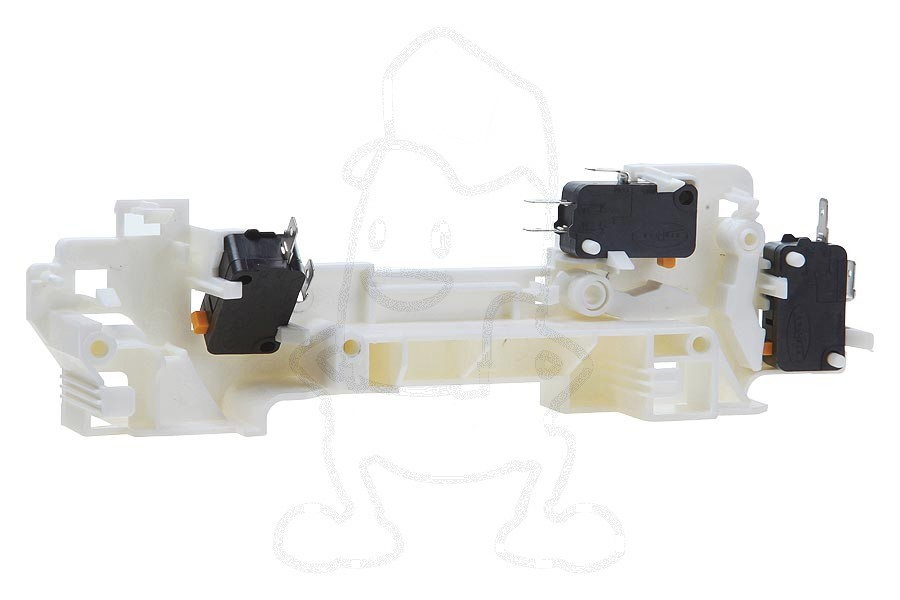 Image of Samsung schakelaar (deurschakelaars in houder) de9600120q