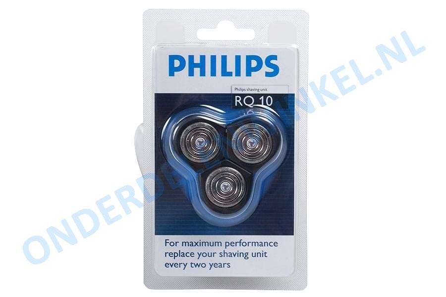 Scheerkop Rq 10 3 Scheerhoofden Philips kopen