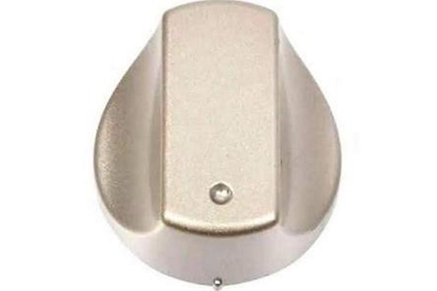 Knop zilver voor fornuis C00298879