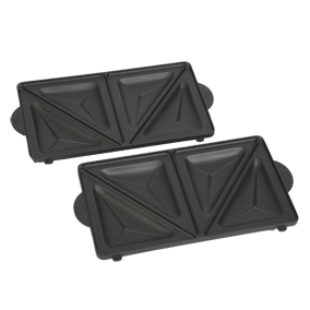 Set tostiplaten voor tosti-maker MS-0926238