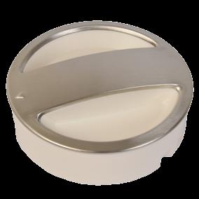 Deksel wit inox MS-621389