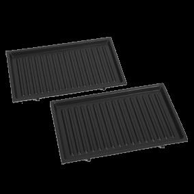 Grillplaten (2 stuks) TS-01016090