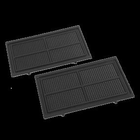Set wafelplaten voor tosti-maker TS-01030750