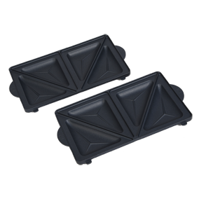 Set tostiplaten voor tosti-maker TS-01034830
