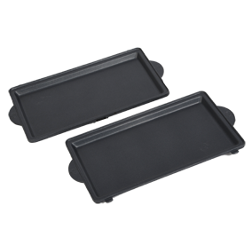 Set grillplaten voor tosti-maker TS-01034860