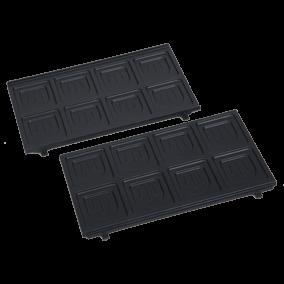Set croqueplaten voor tosti-maker TS-01036050