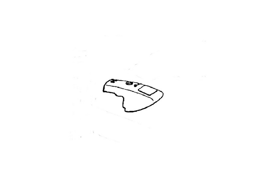Seb handgreep van deksel voor snelkookpan SS-792590