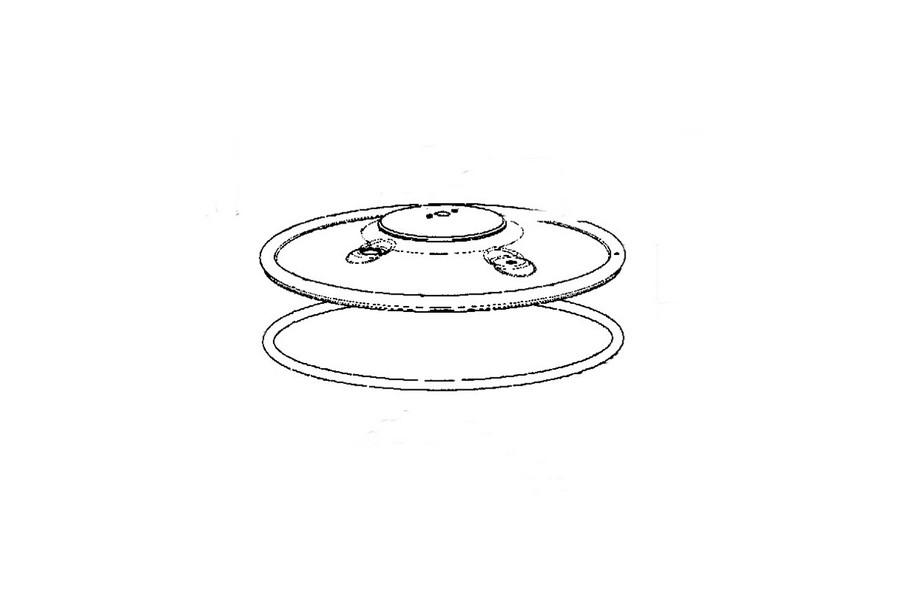 Seb deksel + afdichting voor snelkookpan SS-980557