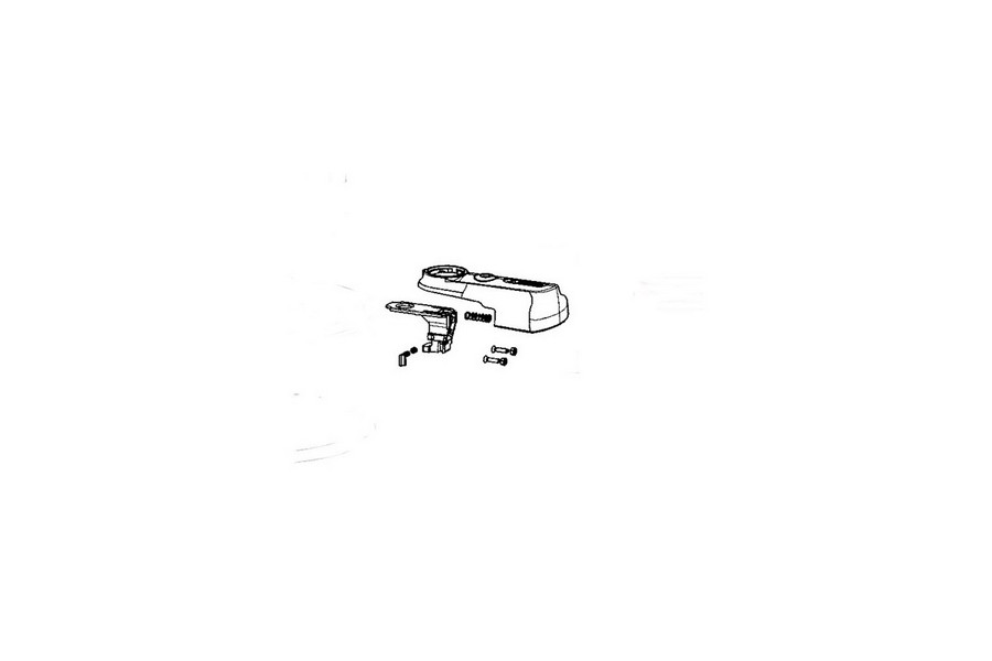 Seb handgreep van deksel voor snelkookpan SS-980818