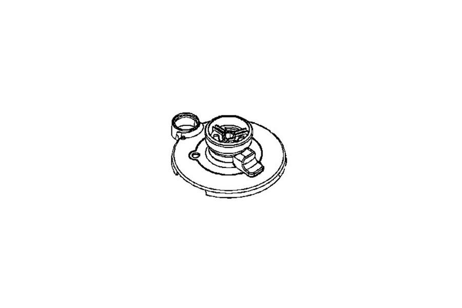 Seb besturingsmodule + deksel voor snelkookpan SS-981125
