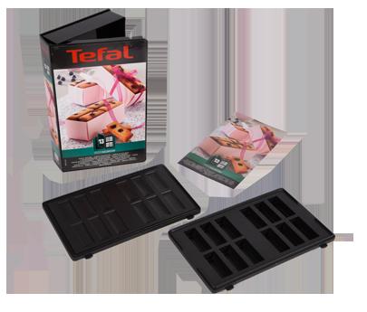 Set minivormpjes voor tosti-maker XA801312