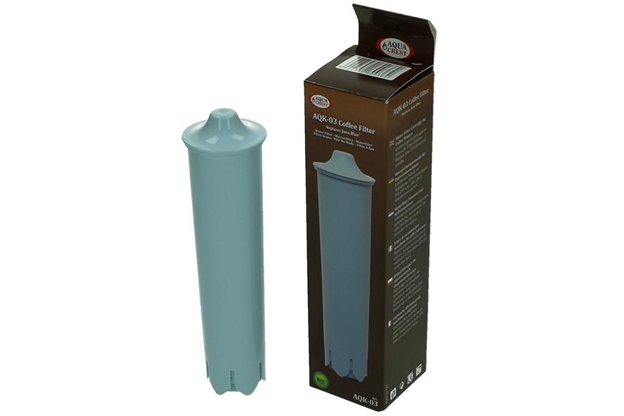 Image of Alternatief waterfilter (blue) voor Jura koffiezetapparaat AQK-03
