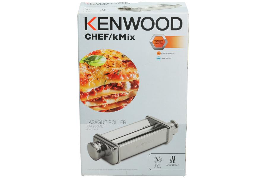 Kenwood pastamaker voor keukenmachine KAX980ME