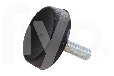 Stelvoetje -Stelpoot M8 h=37,5mm- wasmachine 142590