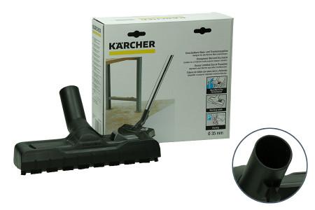 Karcher Combi Stofzuigerborstel ø 35 mm harde en zachte vloeren 2.863-000.0, 28630000