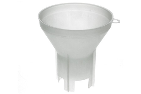 Miele trechter (vultrechter voor zoutvat) vaatwasser 2452311