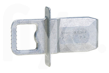 Deurslot pal (deurvergrending / sluitnok) vaatwasser 00187185