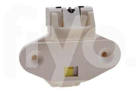Deurvergrending (slot) mechanisch incl. schakelaar 2 contacten 80x65x70mm vaatwasser 352953