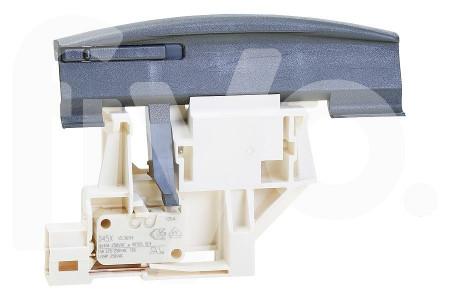 Miele deurvergrending (slot) mechanisch incl. schakelaar incl. handgreep 2 contacten vaatwasser 5917743