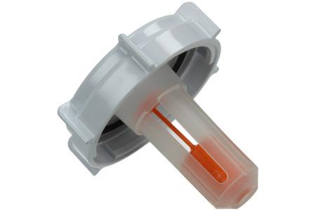 Dop (Van zoutvat -bajonet-) vaatwasser 481246279906