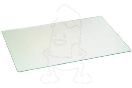 Glasplaat (473 x 305mm plexiglas) koelkast 481946678161