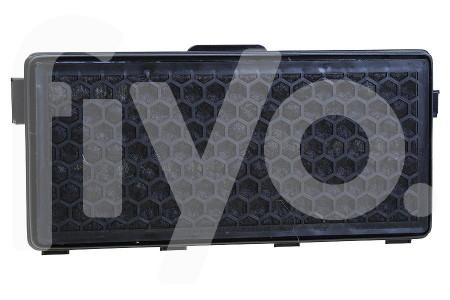Actief Air Clean filter (koolfilter, koolstoffilter, geurfilter) SF-AAC50 voor Miele zwart stofzuiger 7226150