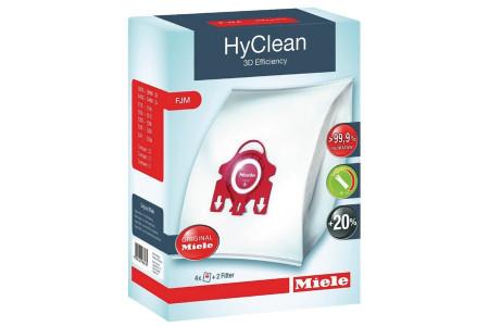 Miele HyClean 3D Efficiency FJM stofzuigerzakken (stofzakken) 9917710
