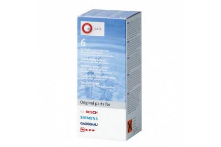 Bosch Siemens TZ60002 ontkalkingstabletten voor koffiezetapparaat 311556, 00311556