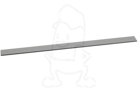 Glasplaat (Dampscherm + zijstuk) afzuigkap 89001164