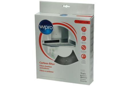 WPRO CHF85 koolstoffilter voor afzuigkap 484000008582