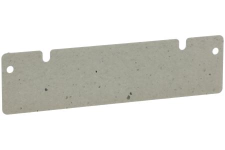 Micaplaat (128x33mm met 2 inkepingen) 481944238057