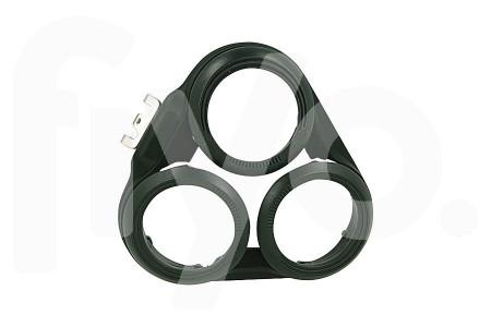 Philips houder van scheerkop (scheerkophouder) zwart scheerapparaat 422203625821