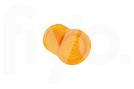 Smeg glaasje (lens, rond -oranje-) 763870139