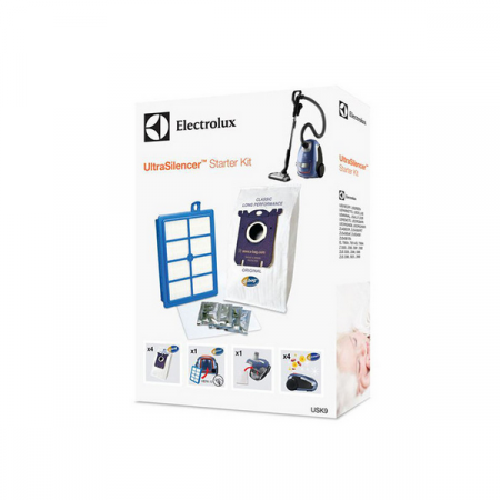 Electrolux S-bag UltraSilencer USK9 Starter Kit 9001670927