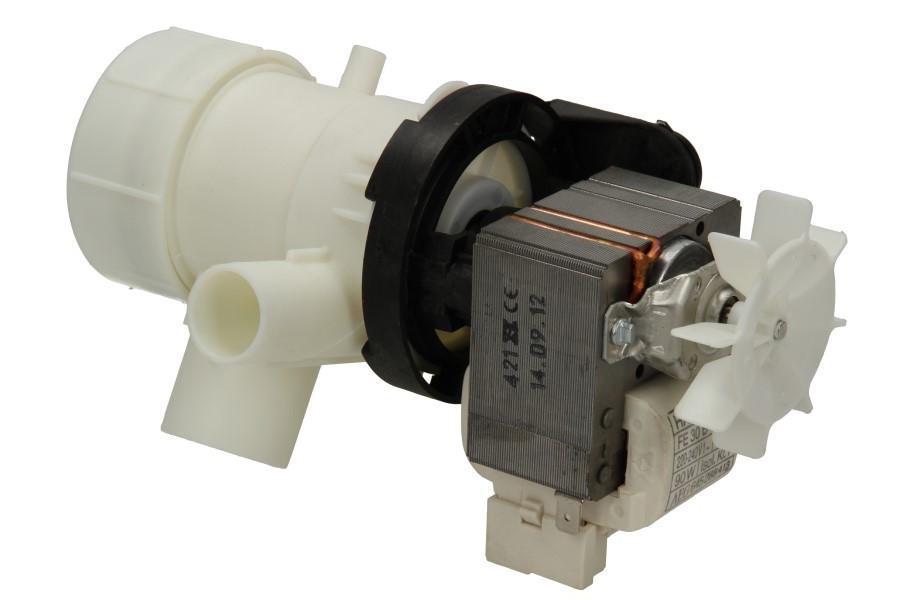 Pomp (2 bev. doppen -orgineel-) wasmachine 8996454305401