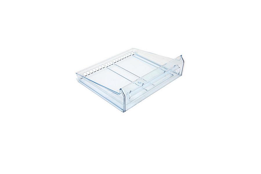 Lade transparant blauw voor koelkast en diepvries 2247116102 fiyo.nl