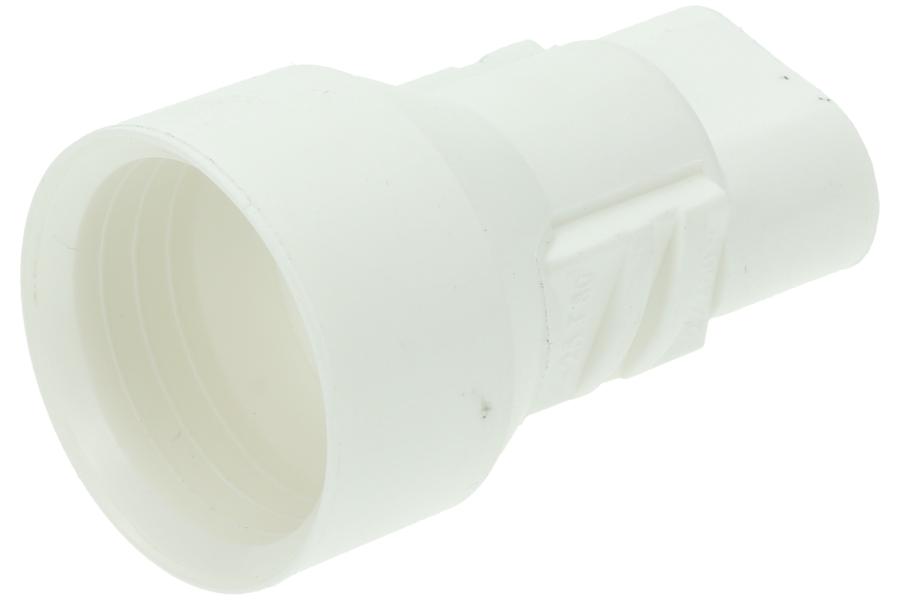 Lamphouder (Wit met 2 contacten) koelkast 481225528015
