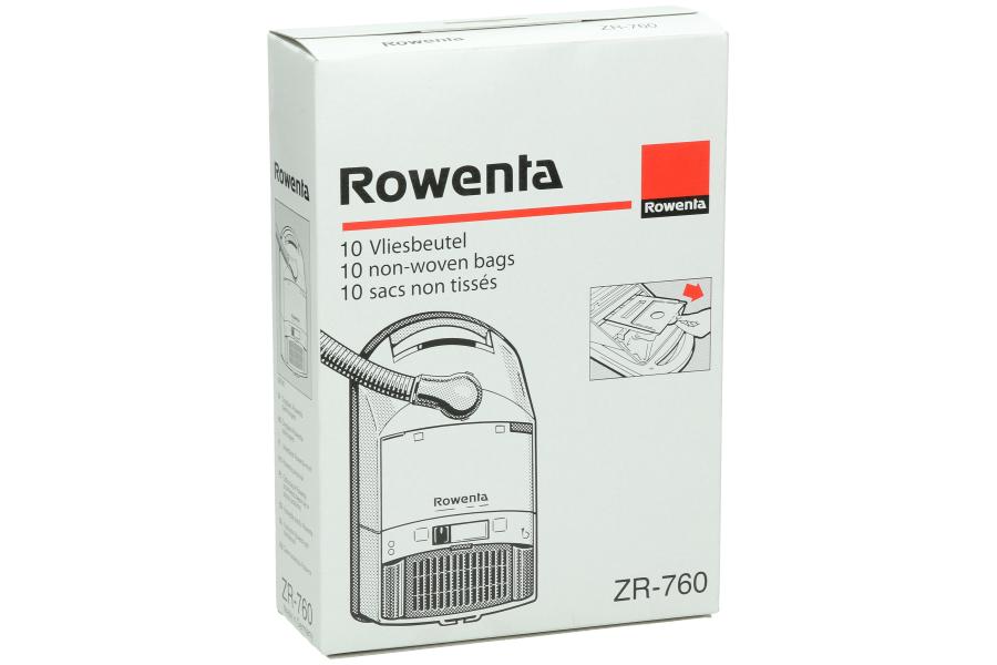 Rowenta Stofzuigerzakken ZR76   Fiyo.nl